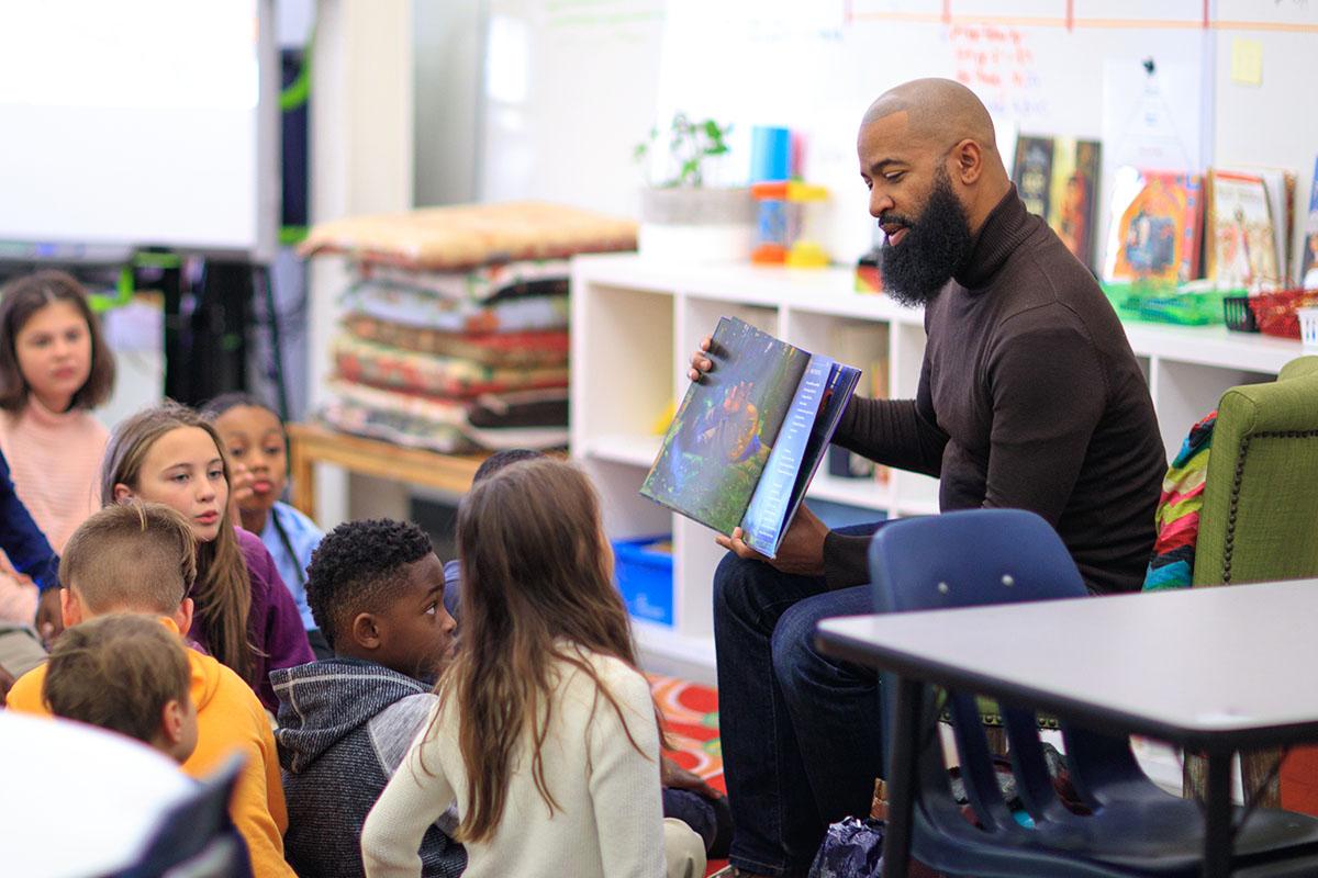 Teachers and School Leaders Header